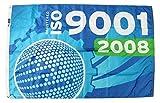 ISO 9001 2008 Flag-3ft x 5ft For Sale