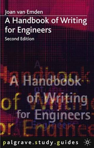 Handbook of Writing for Engineers (Palgrave Study Guides)