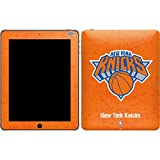 NBA New York Knicks iPad Skin - New York Knicks Orange Primary Logo Vinyl Decal Skin For Your iPad