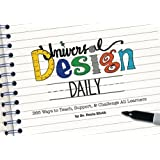 Universal Design Daily: 365 Ways to Teach, Support, & Challenge All Learners