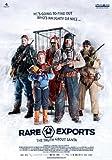 Rare Exports Inc. Movie Poster (27 x 40 Inches - 69cm x 102cm) (2010) Style D -(Onni Tommila)(Jorma Tommila)(Tommi Korpela)(Rauno Juvonen)(Per Christian Ellefsen)