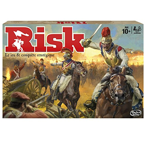 Hasbro Risk Game (Star Wars Metal World)