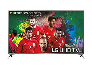 "LG 49UJ651V - TV LED UHD 4K de 49"" (Smart TV webOS 3.5, resolución 3840 x 2160, IPS, HDR x 3, Ultra Surround 2.0)"