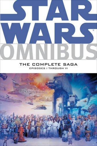 Download Star Wars Omnibus: Episodes I - VI The Complete Saga ebook