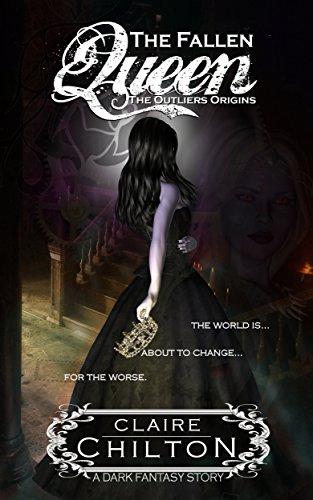 book cover of The Fallen Queen