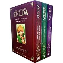 The Legend of Zelda Legendary Edition Collection 3 Books Set (The Legend of Zelda: Legendary Edition Vol. 1: Ocarina of Time Parts 1 & 2, The Legend of Zelda: Legendary Edition Vol. 2: Oracle of Seasons and Oracle of Ages, The Legend of Zelda: Legendary Edition Vol. 3: Majora's Mask / A Link to the Past)