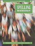 MCP Spelling Workout, Modern Curriculum Press Staff, 0813628172