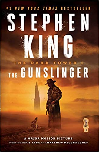 Stephen King Books List : The Gunslinger