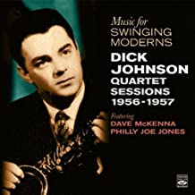 Music For Swinging Moderns Quartet Sessions 1956-1957