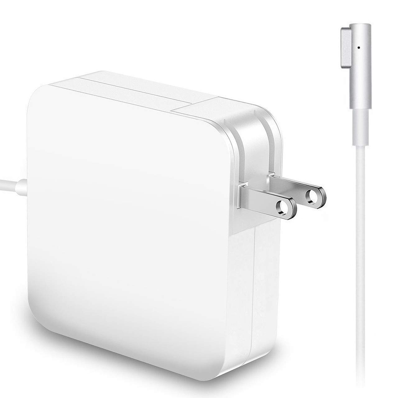 Mac Book Pro Charger, 60W L-Tip Magsafe Power Adapter Magnetic Connector Charger for Apple Mac Book/13-inch Mac Book Pro (Before Mid 2012 Models) by NganHing