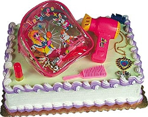 Price comparison product image Oasis Supply Beauty Backpack Cake Decorating Topper Kit,  1 Set