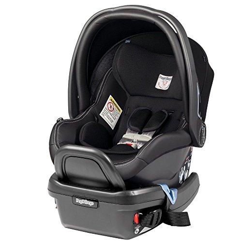 Peg Perego Primo Viaggio 4/35 Infant Car Seat with base, Licorice