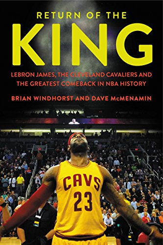 2d62e9933a6 Return of the King: LeBron James, the Cleveland Cavaliers and the Greatest  Comeback in. Audible Sample