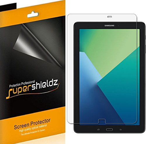 (3 Pack) Supershieldz for Samsung Galaxy Tab A 10.1 (S Pen Version) (SM-P580, SM-P585) Screen Protector, Anti Glare and Anti Fingerprint (Matte) Shield