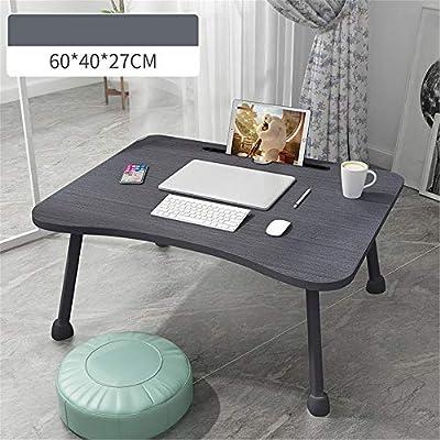 LULUVicky-Home Mesa para Laptop Escritorio Multifuncional Grande ...