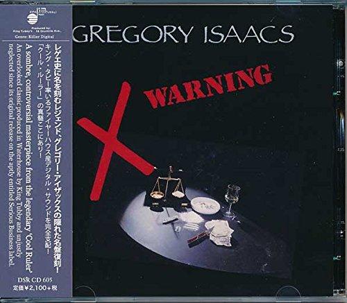 Gregory Isaacs - Warning - Zortam Music