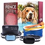 redhound Inground Dog Perimeter Fence to Prevent Pets Escaping - Easy to Set