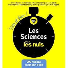 Les sciences pour les nuls: 200 notions en un clin d'œil