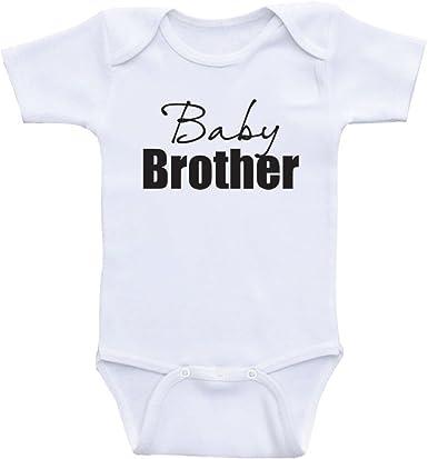 Little brother newborn bodysuit