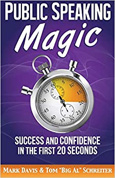 Descargar Libro Mas Oscuro Public Speaking Magic: Success And Confidence In The First 20 Seconds PDF Gratis
