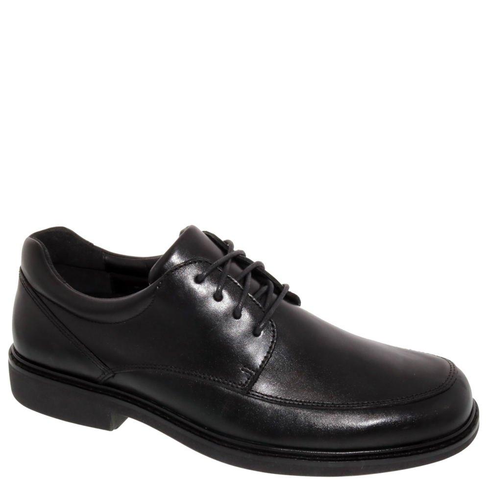 Drew Shoe メンズ 40991 B0767KB5LZ 10.5 D(M) US|Black/Smooth Black/Smooth 10.5 D(M) US