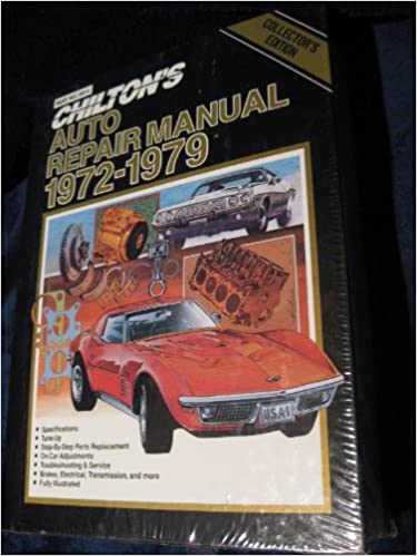 Chiltons auto repair manual 1972 79 chiltons auto service manual chiltons auto repair manual 1972 79 chiltons auto service manual the nicholschilton editors 9780801969140 amazon books fandeluxe Gallery