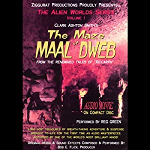 The Maze of Maal Dweb Audiobook