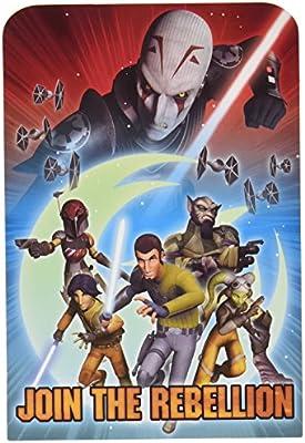 Star Wars Rebels Postcard Invitations Party Favor Buy