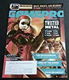 Gamepro Magazine (Twisted Metal, April 2011)