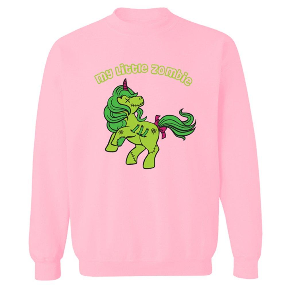 My Little Zombie Unicorn Pony Unisex Sweater Sweatshirt Jumper NEW