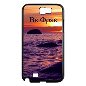 be free Custom Cover Case with Hard Shell Protection for Samsung Galaxy Note 2 N7100 Case lxa#896412