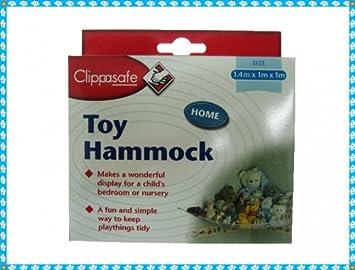 clippasafe toy hammock in size 1 4m x 1m x 1m clippasafe toy hammock in size 1 4m x 1m x 1m  amazon co uk  baby  rh   amazon co uk
