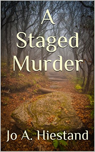 (A Staged Murder (A Peak District Mystery Book 1))