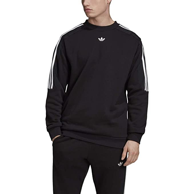 adidas Originals radkin sweatshirt in gray