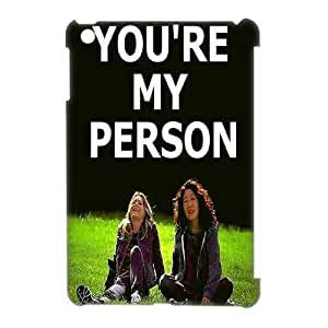 ZK-SXH - you are my person Customized 3D Hard Back Case for iPad Mini, you are my person Custom 3D Cell Phone Case