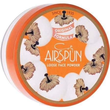 Coty Airspun Face Powder, Naturally Neutral, Light/Medium Neutral Tone, 2.3 oz (Pack of 3)