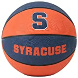 Syracuse Orange Mini Rubber Basketball