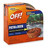 OFF Mosquito Coil III, Patio and Deck in Country Fresh Scent