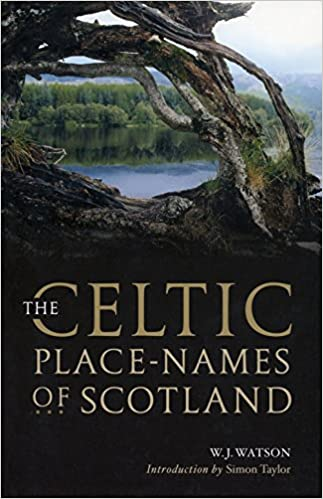 Book The Celtic Place-Names of Scotland