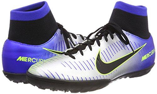 De Blue Pour Bleu 6 Hommes Foot Chaussures Tf racer Njr Nike Volt Mercurialx Black Victory 407 Df Chrome BOxnw0UACq