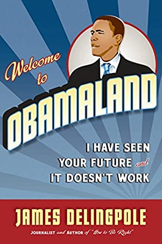 book cover of Welcome to Obamaland