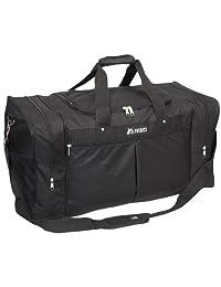 Everest Luggage Travel Gear Bag - Xlarge, Black, One Size