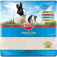 Kaytee Clean & Cozy White Bedding 13.9 Litre, White