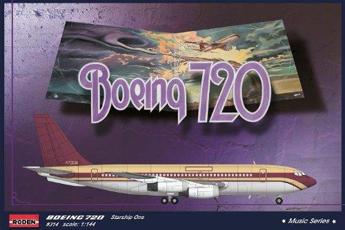 (Roden Boeing 720 Starship One Model Kit)