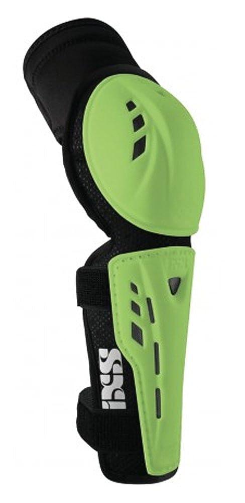 IXS Ellbogenschonerassault-series - Prenda color verde talla L 482-510-8755-007-L