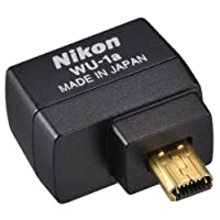 Nikon 27081 WU-1a Wireless Mobile Adapter