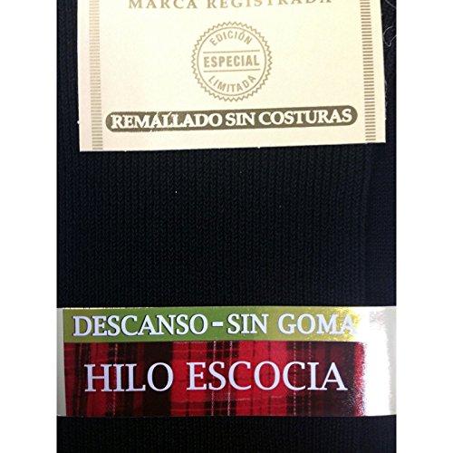 kler 6309 - calcetin descanso hilo de escocia: Amazon.es: Ropa y accesorios