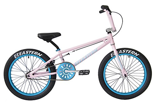 "Eastern Bikes Commando BMX Bicycle, Gloss Pink, 20""/One Size"