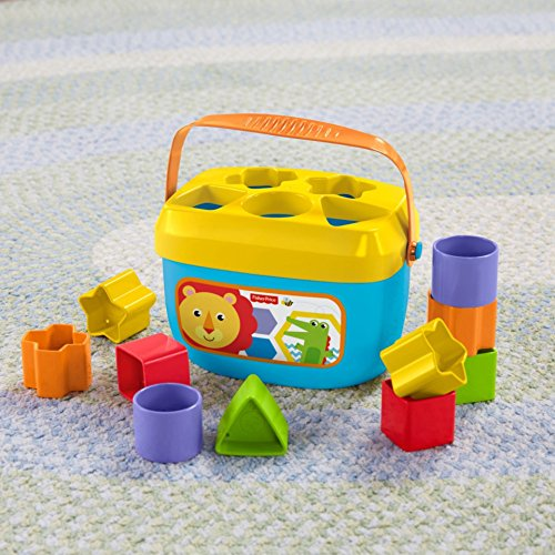 51wcE0KMcTL - Fisher-Price Baby's First Blocks Playset
