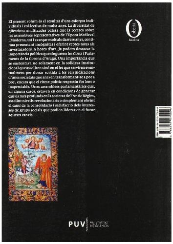 Corts i Parlaments de la Corona d'Arago. Unes institucions emblematiques en una monarquia composta